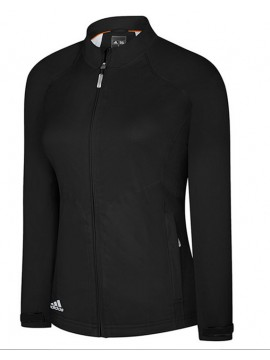 Adidas Womens Black Storm Softshell Zip Jacket