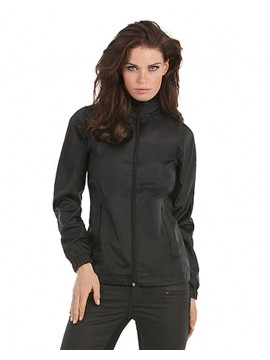 BEC Collection Polyester Black Ladies Jacket