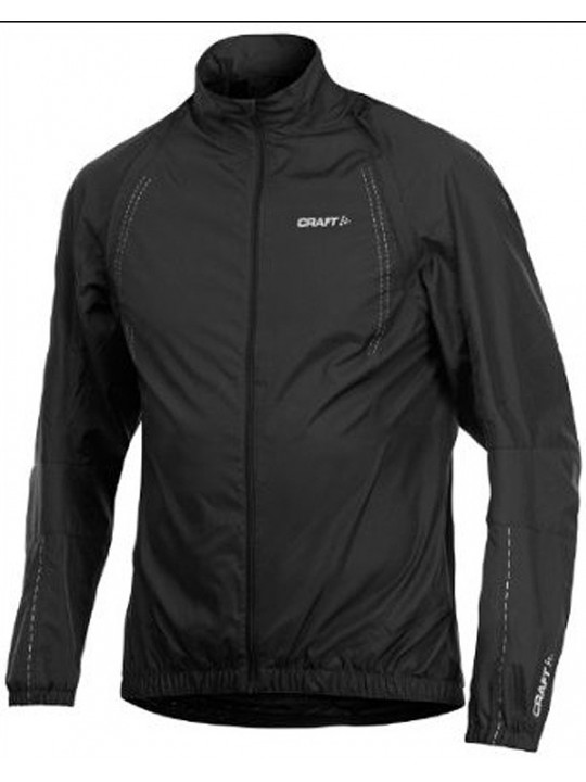 Craft Black Track Active Convert Jacket