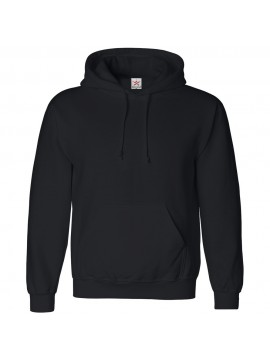 London SnS Black Hoodie Sweatshirt