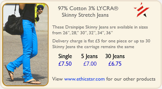royal blue skinny jeans